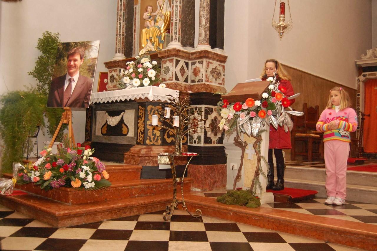 Chiesa di Podgora-Piedimonte (GO)